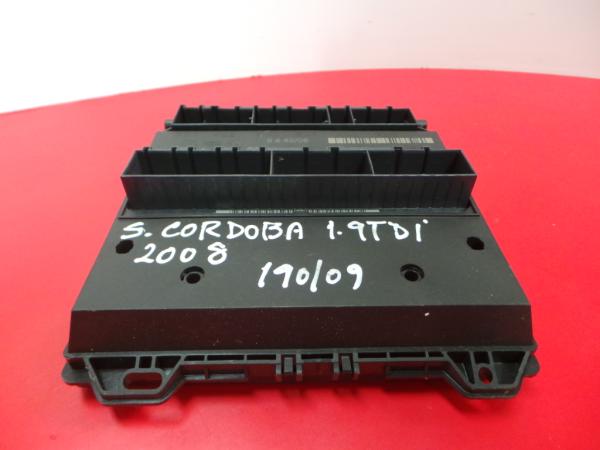Modulo Confort SEAT CORDOBA (6L2) | 02 - 09