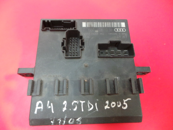 Modulo Confort AUDI A4 (8EC, B7) | 04 - 08