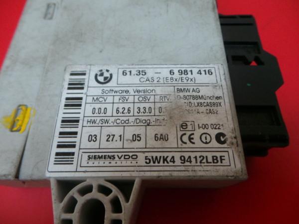 Modulo Confort BMW 3 (E90) | 04 - 12