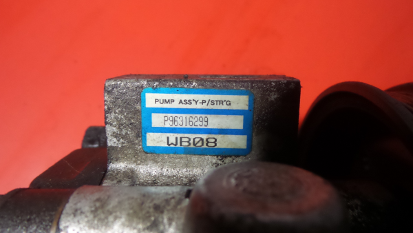 Bomba Direcção Assistida DAEWOO MATIZ (M100, M150)   98 -