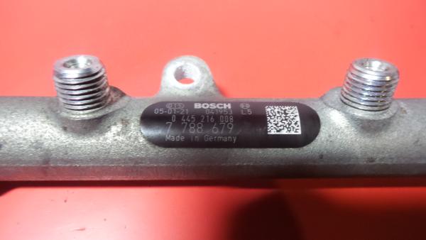 Regua / Rampa de Injetores BMW X3 (E83) | 03 - 11