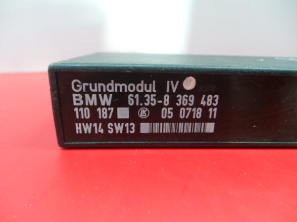 Modulo Confort BMW 5 (E39) | 95 - 03