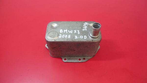Radiador do Óleo BMW X3 (E83) | 03 - 11
