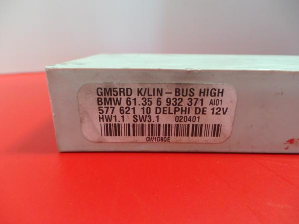 Modulo de Luzes BMW 3 (E46) | 97 - 05