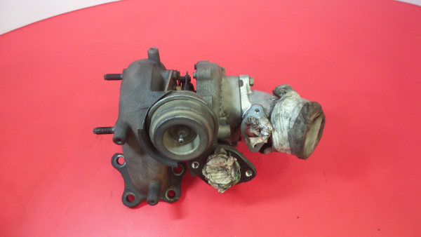 Turbo NISSAN NP300 NAVARA (D40) | 04 -