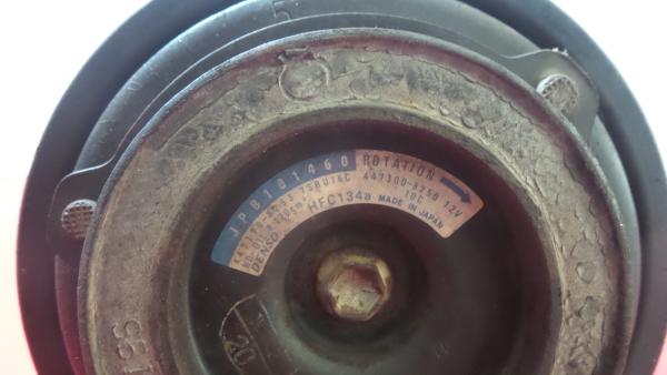 Compressor do Ar Condicionado LAND ROVER FREELANDER (L314) | 98 - 06