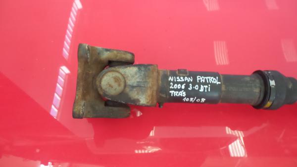 Transmissão Central NISSAN PATROL GR V Wagon (Y61) | 97 -