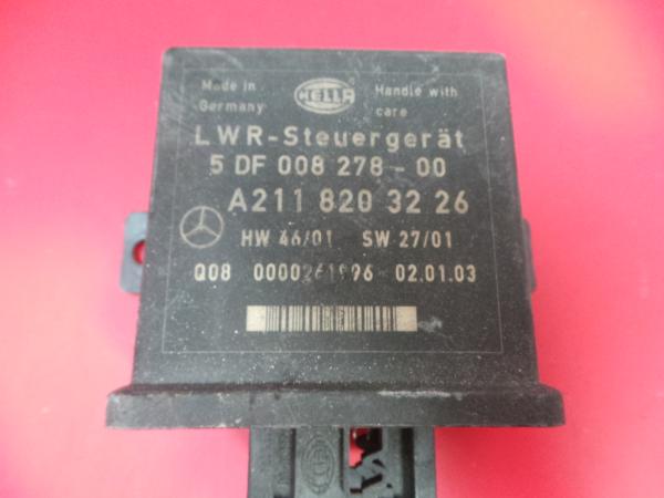 Modulo de Luzes MERCEDES-BENZ E-CLASS (W211) | 02 - 09