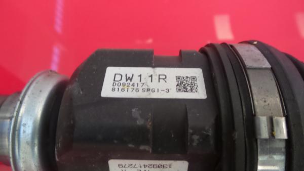 Transmissão Frt Drt LEXUS CT (ZWA10_) | 10 -