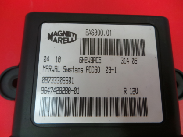 Modulo Imobilizador PEUGEOT 407 (6D_)   04 - 11