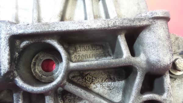 Apoio de Motor RENAULT CLIO III (BR0/1, CR0/1) | 05 -