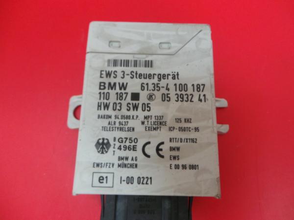 Modulo Imobilizador BMW 5 Touring (E39) | 96 - 04