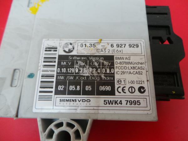 Modulo Confort BMW 5 (E60)   01 - 10