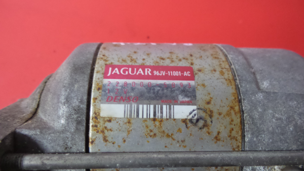 Motor de Arranque JAGUAR XK Coupé (X150)   06 - 14