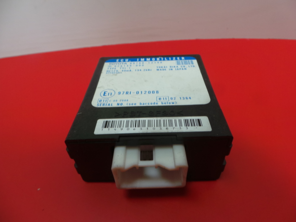 Modulo Imobilizador TOYOTA COROLLA (_E12_) | 01 - 07