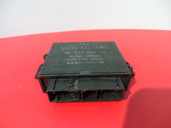 Modulo dos Sensores de Parque CITROEN C2 (JM_) | 03 - 17