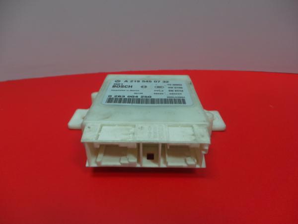 Modulo dos Sensores de Parque MERCEDES-BENZ CLS (C219) | 04 - 11