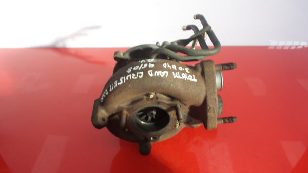 Turbo para Pecas TOYOTA LAND CRUISER PRADO (_J12_) | 02 - 10