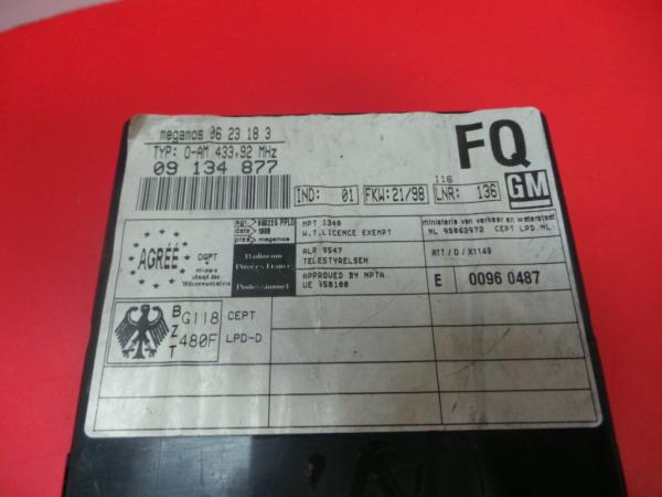 Modulo / Rele OPEL VECTRA B (J96) | 95 - 04