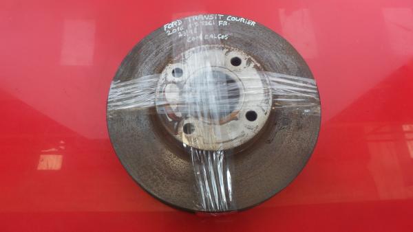 Discos Travão com Calços FORD TRANSIT COURIER B460 Kombi | 14 -