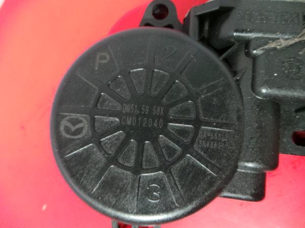 Motor Elevador Frente Esquerdo MAZDA 2 (DE_, DH_) | 07 - 15
