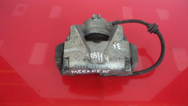 Bombito Frente Esquerdo RENAULT MEGANE III Hatchback (BZ0/1_) | 08 -