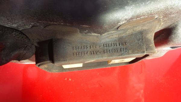 Apoio de Motor VOLVO V40 Hatchback (525, 526) | 12 -