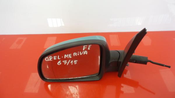 Espelho Retrovisor Esquerdo OPEL MERIVA A Veículo multiuso (X03) | 03 - 10