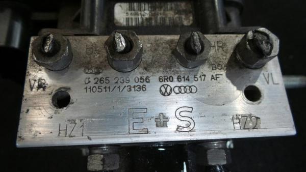 Modulo do ABS VOLKSWAGEN POLO (6R1, 6C1)   09 -