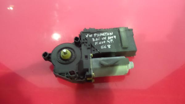 Motor Elevador Frente Esquerdo VOLKSWAGEN PHAETON (3D1, 3D2, 3D3, 3D4, 3D6, 3D7, 3D8, 3D9)   02 - 16
