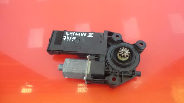 Motor Elevador Frente Esquerdo RENAULT MEGANE III Grandtour (KZ0/1)   08 -