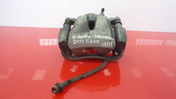 Bombito Frente Esquerdo TOYOTA AURIS (_E18_)   12 - 18