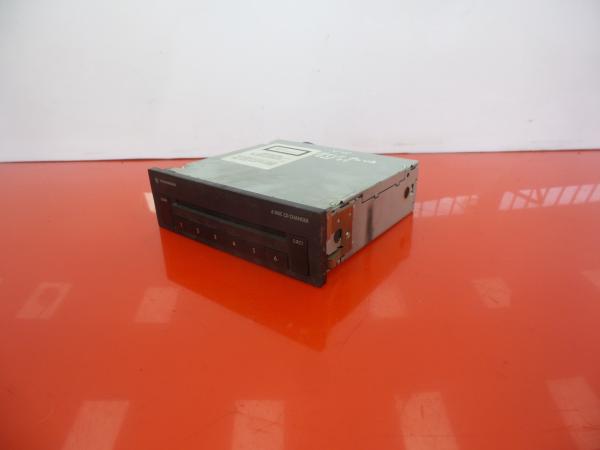 CD Changer VOLKSWAGEN GOLF PLUS (5M1, 521) | 04 - 13