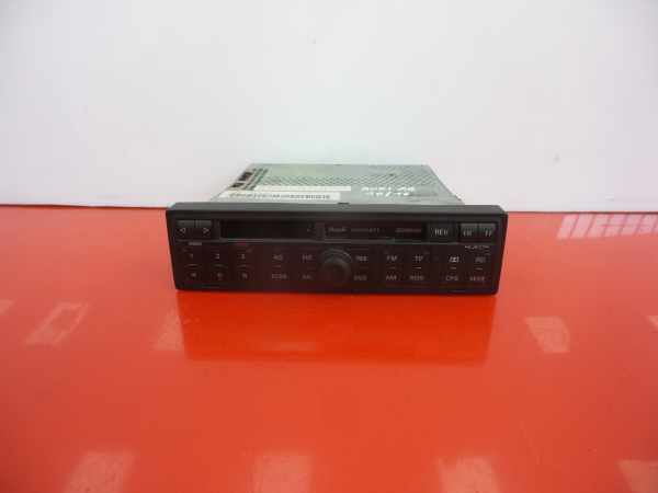 Auto-rádio AUDI ALLROAD (4BH, C5) | 00 - 05
