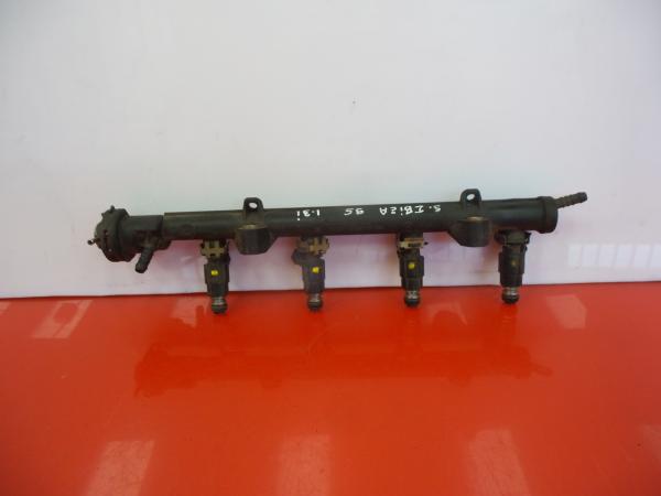 Regua / Rampa de Injetores SEAT IBIZA II (6K1) | 93 - 02