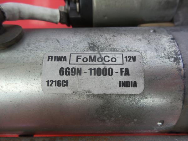 Motor de Arranque FORD FOCUS III três volumes | 10 -
