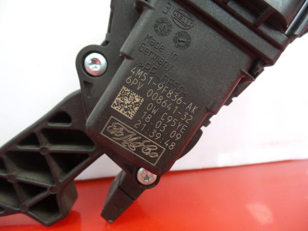 Pedal Acelerador FORD FOCUS II (DA_, HCP, DP) | 04 - 13