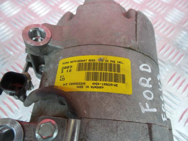 Compressor do Ar Condicionado FORD FOCUS II (DA_, HCP, DP) | 04 - 13