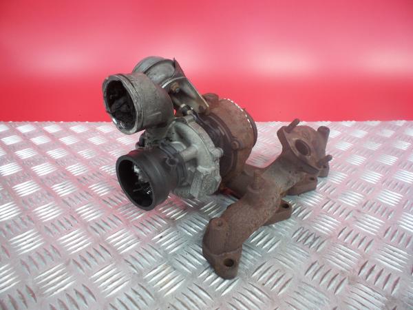 Turbo para Pecas VOLKSWAGEN GOLF PLUS (5M1, 521) | 04 - 13