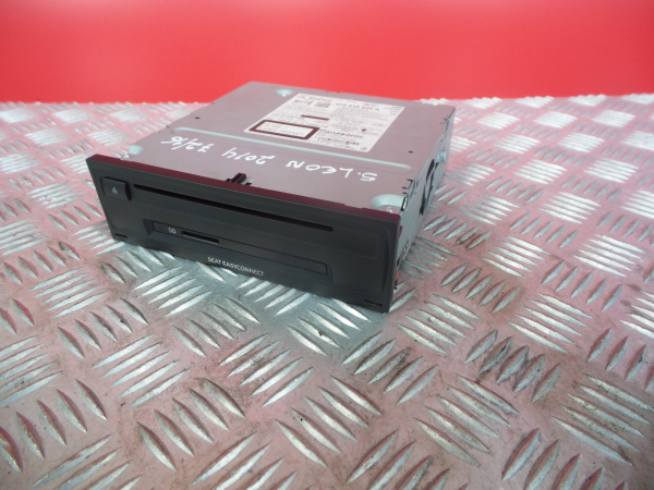 CD Changer SEAT LEON (5F1) | 12 -