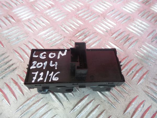 Comutador Vidro Frt Esq SEAT LEON (5F1)   12 -