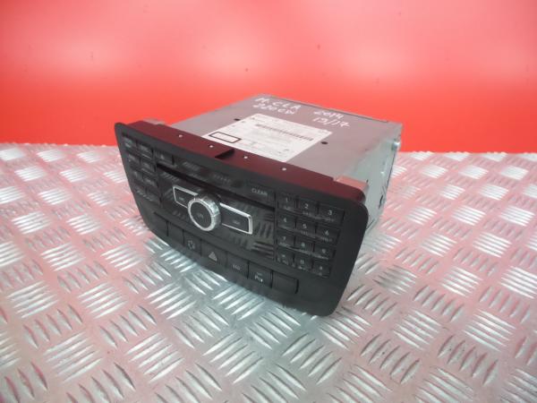 Auto-rádio (GPS) MERCEDES-BENZ CLA Coupé (C117) | 13 - 19