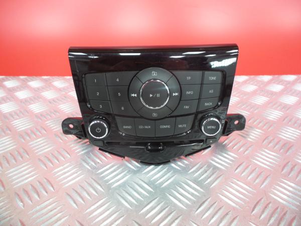 Painel de Controle do Radio CHEVROLET CRUZE (J300) | 09 -