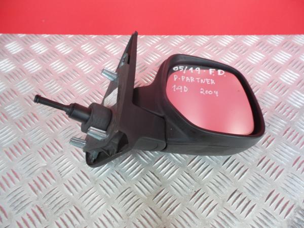 Espelho Retrovisor Direito PEUGEOT PARTNER Camião de plataforma/chassis (5_, G_) | 97 - 08