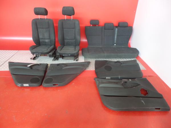 Conjunto de bancos / Sem Airbags BMW X5 (E53) | 00 - 06