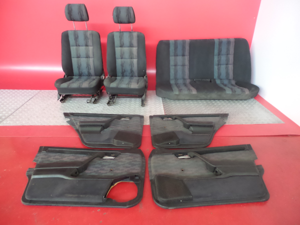 Conjunto de bancos / Sem Airbags MERCEDES-BENZ C-CLASS (W202)   93 - 00