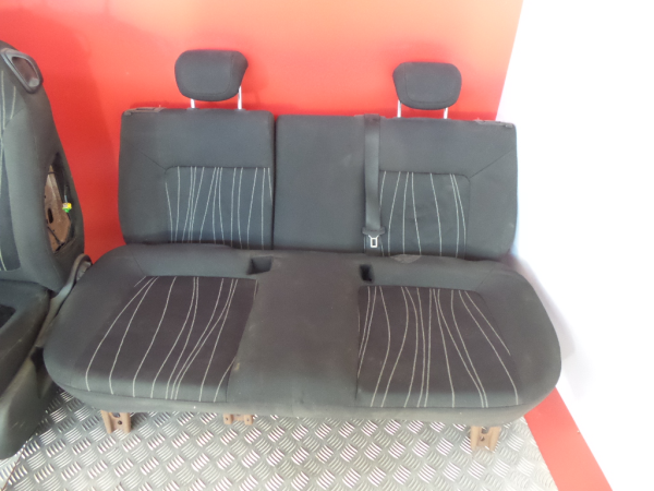 Conjunto de bancos / Sem Airbags OPEL CORSA D Van (S07) | 06 - 14
