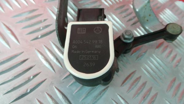 Sensor da Suspensao MERCEDES-BENZ CLA Shooting Brake (X117) | 15 - 19
