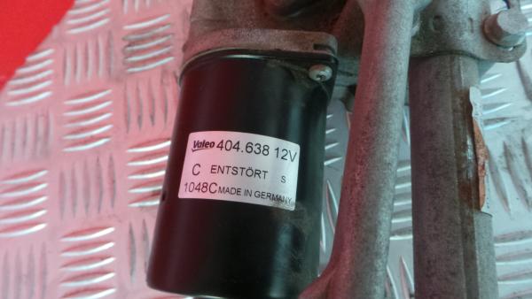 Motor Limpa Vidros Frente CITROEN C4 I (LC_)   04 - 13