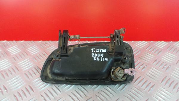 Punho porta Frt Drt TOYOTA DYNA Camião de plataforma/chassis (KD_, LY_, _Y2_, _U3_, _U4_)   01 -